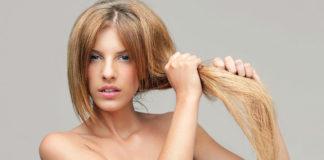 Борьба с сухостью волос