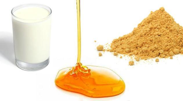 Польза горчицы и меда