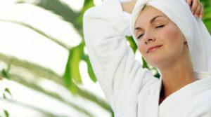 Спа процедуры для волос