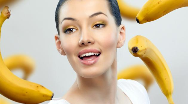 Польза банановой маски для волос