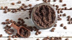 Рецепт маски с кофе и маслом