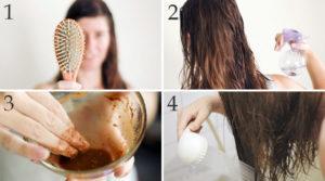 Инструкция по применению корицы для волос