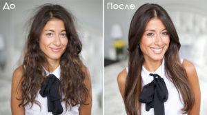 Эффект от ламинирования волос в домашних условиях