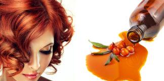 Маски для волос с облепиховым маслом