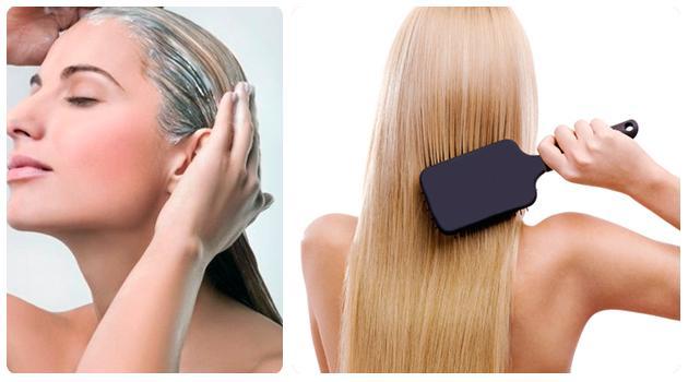 Маска для кончиков волос в домашних условиях  519