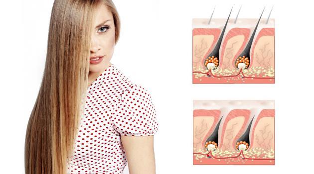 Маска для роста волос с настойкой стручкового перца