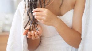 Восстановление волос оливковым маслом