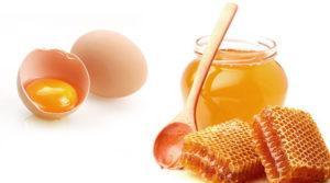 Мед и яйцо