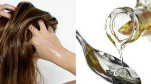 Применение касторки для волос