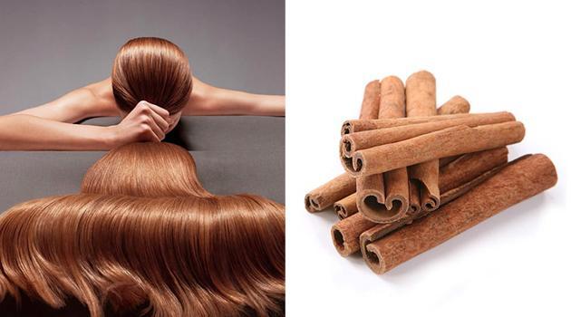 Маски для укрепления волос корица