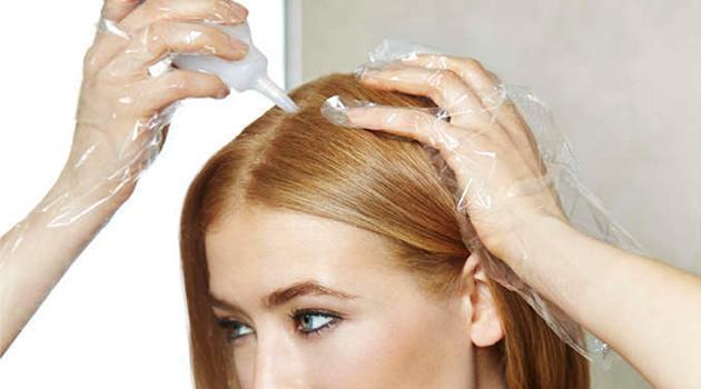 Окрашивание волос в домашних условиях. Маска после окрашивания волос!