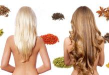 Маски для разных волос