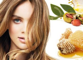 Маски для волос с маслом жажоба и медом