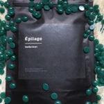 Эпилаж (Epilage) оригинальный зеленый