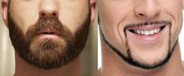 Борода вариант 3