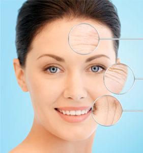 Действие гилаурона на кожу