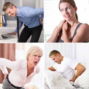 Боли в позвоночнике