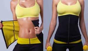 Действие пояса для похудения