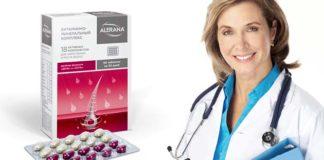 Отзывы о витаминах Алерана