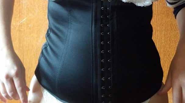 Майка корсет waist trainer отзывы