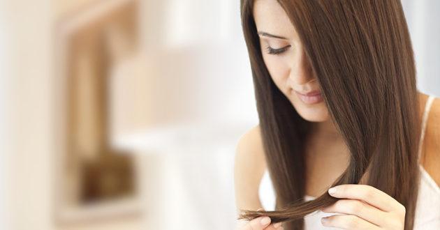 Секущееся кончики волос