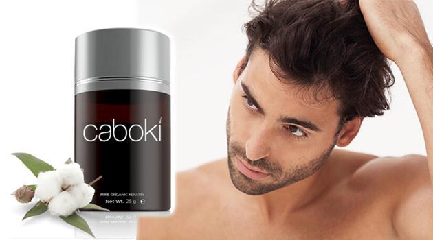 Загуститель волос Caboki для мужчин в Невинномысске